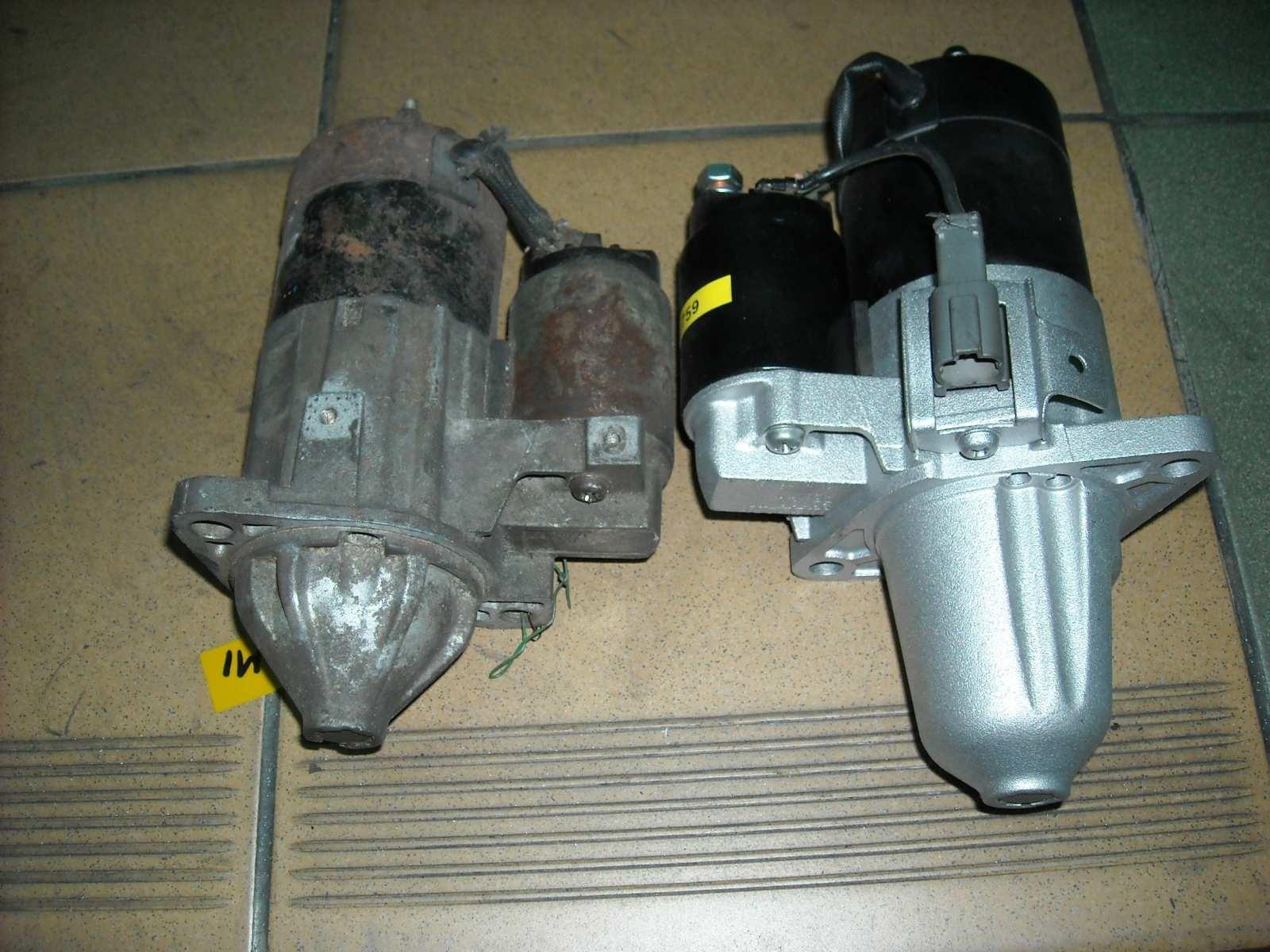 alternatory przed i po regeneracji