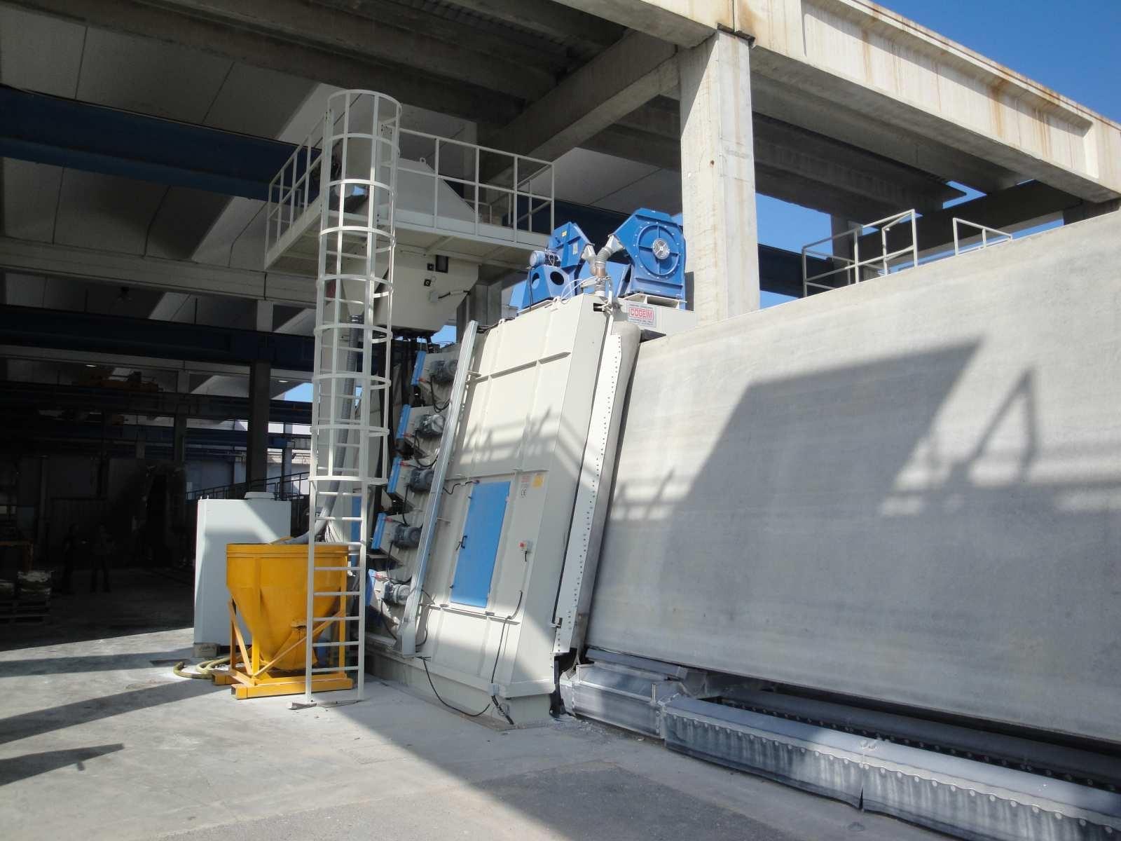 Śrutowanie betonu