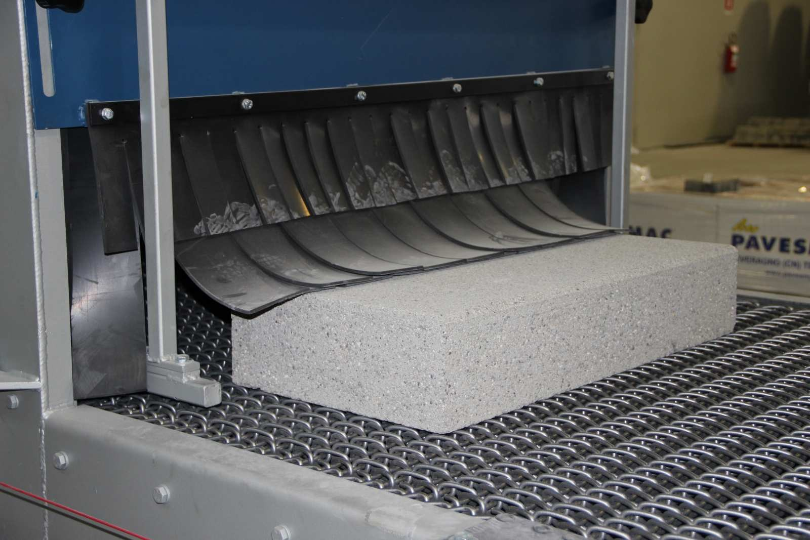 Śrutownica do betonu
